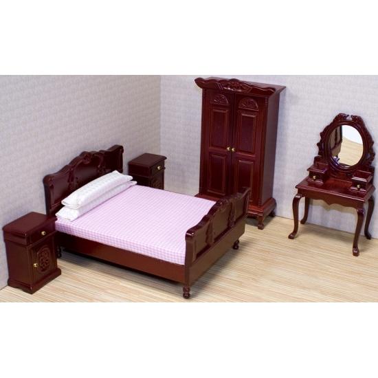 Slaapkamer Meubel Winkel : Victoriaans poppenhuis slaapkamer meubels ? 39.95 bij Bellatio