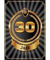 30 jaar deurposter luxe