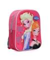 Disney Frozen rugzak 3D Elsa en Anna