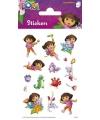 Dora stickers 3 vellen