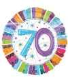 Folie ballon 70 jaar