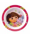 Kinder ontbijtbord Dora 22 cm