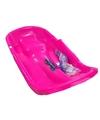 Kinder plastic slee Bob-model roze