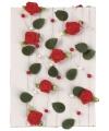 Rode rozen slinger 2 meter