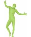 Second skin pak groen