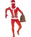 Second skin pak kerstman