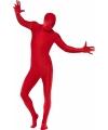 Second skin pak rood