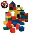 Speelgoed blokken 100 x