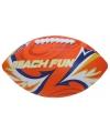 Strand rugbybal oranje 27 cm